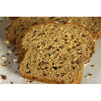 gustoso e sano pane di soia