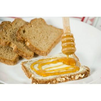 pane e miele per colazione