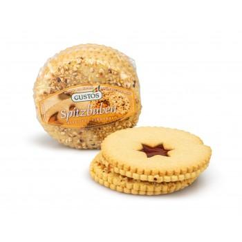 Spitzbuben, biscotti di pasta frolla