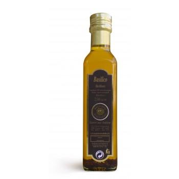 Olio extra vergine al Basilico