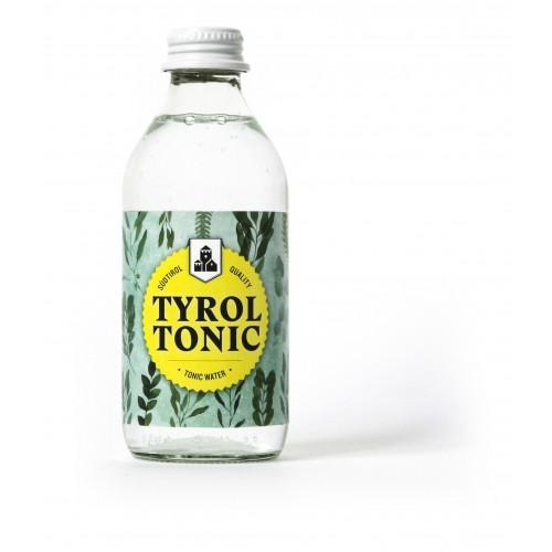 Tyrol Tonic, l'acqua tonica dell'Alto Adige