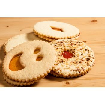 Spitzbuben, biscotti di pastafrolla squisiti e divertenti