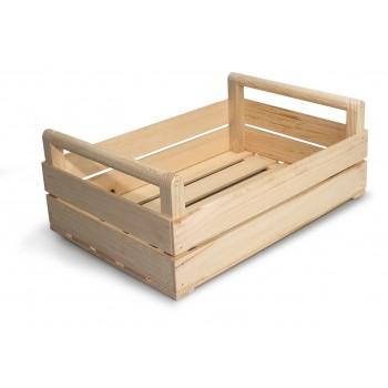 cassetta in legno perfetta per contenere i tuoi regali