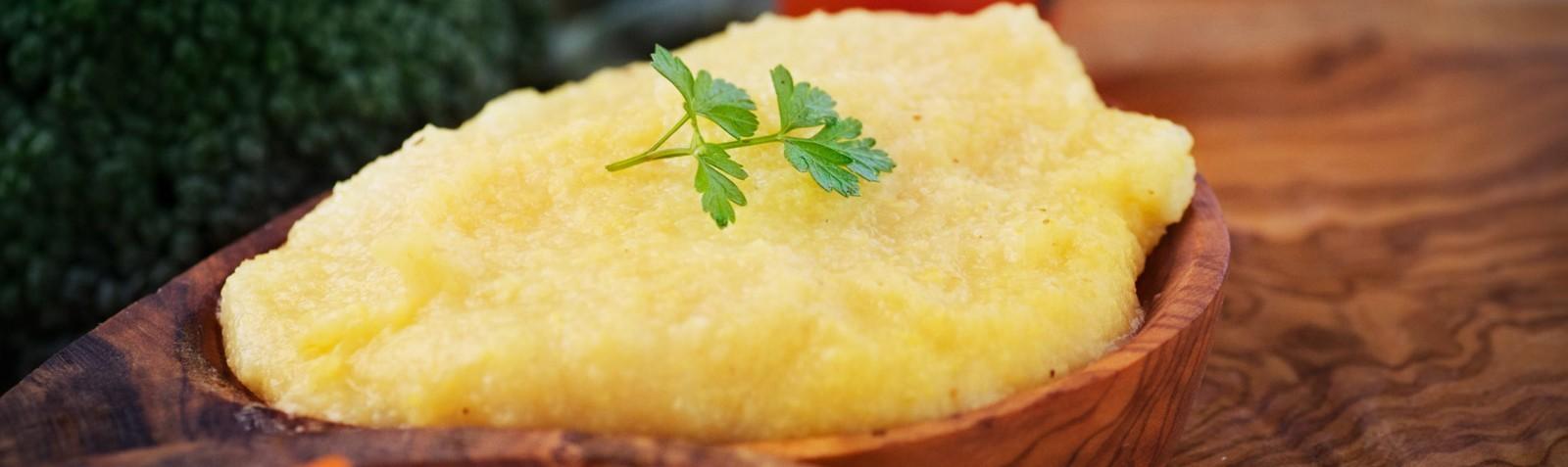 Polenta, l'antichissimo piatto dei contadini