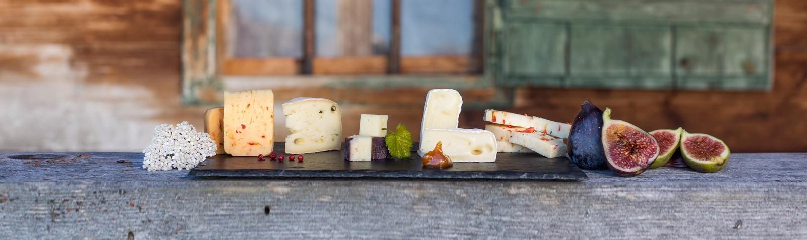 I formaggi di montagna