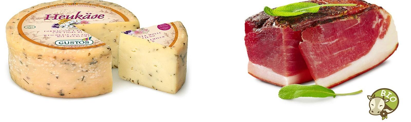 Prodotti biologici dell'Alto Adige
